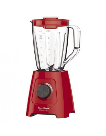 moulinex Blender 2l 550w rouge moulinex