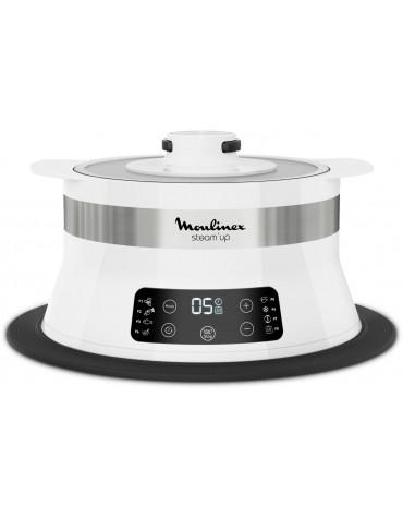 moulinex Cuiseur vapeur 0.7l 550w blanc moulinex