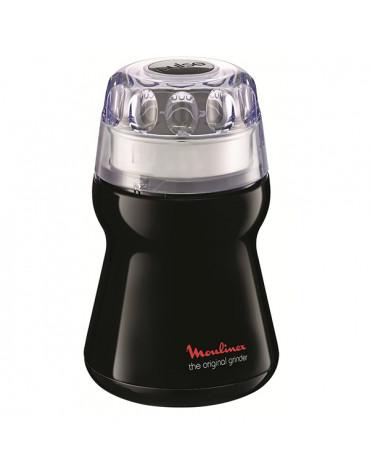 moulinex Moulin à café électrique 180w noir moulinex