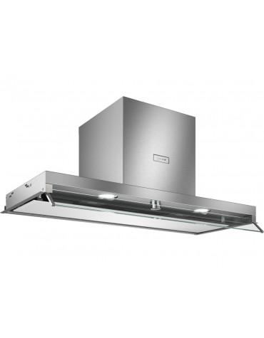 neff Hotte box intégrable 90cm 70db 610m3/h inox neff