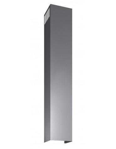 Rallonge cheminée de hotte 150cm inox