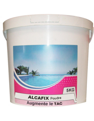nmp Augmentateur d'alcalinité en poudre 5kg nmp