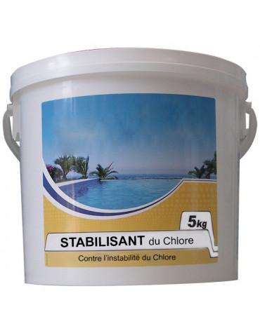 nmp Stabilisant du chlore 5kg nmp