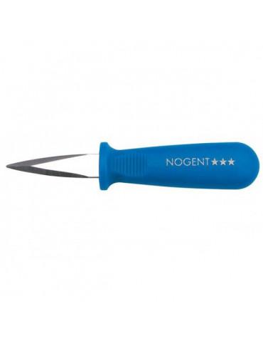 Couteau à huître bleu