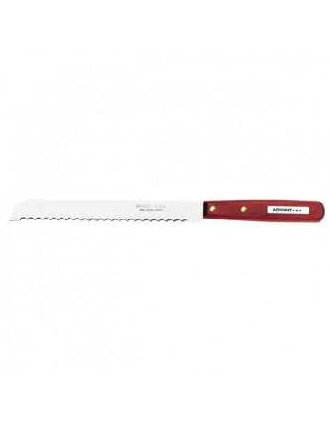 nogent 3 etoiles Couteau à pain lame inox 19cm nogent 3 etoiles