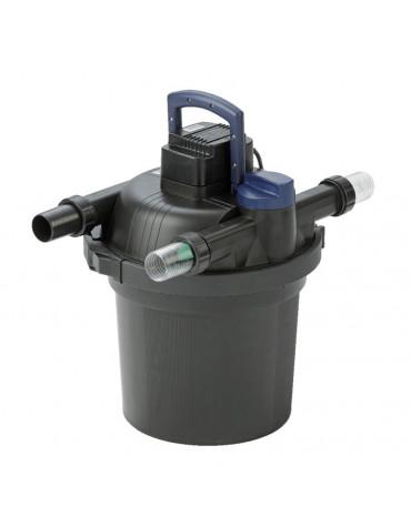 Filtration par pression pour bassin 12m3