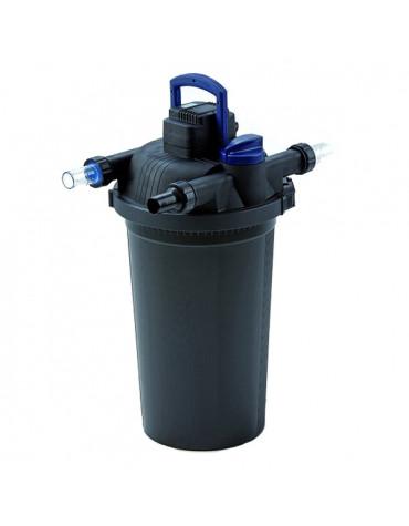Filtration par pression pour bassin 20m3