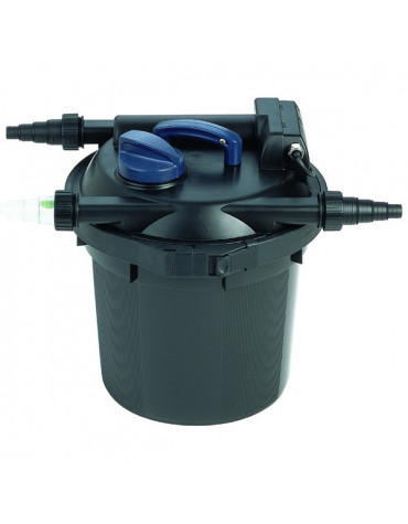Filtration par pression pour bassin 6m3
