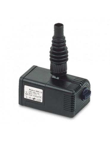 Pompe pour jet d'eau et fontaine 7w câble 10m