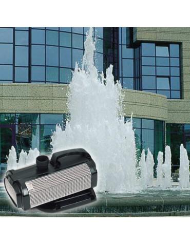 Pompe pour jets d'eau de hautes performances 1000w câble 10m