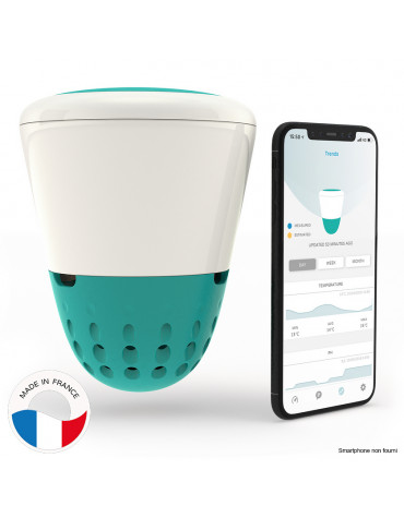 ondilo analyseur d'eau connecté wifi + bluetooth ico pool