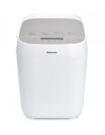 panasonic Machine à pain 590g 700w blanc panasonic