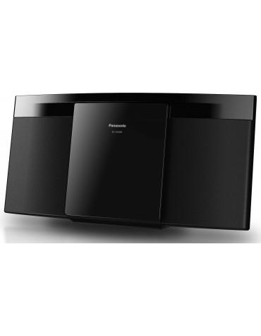 panasonic Micro-chaîne 20w noir avec bluetooth panasonic