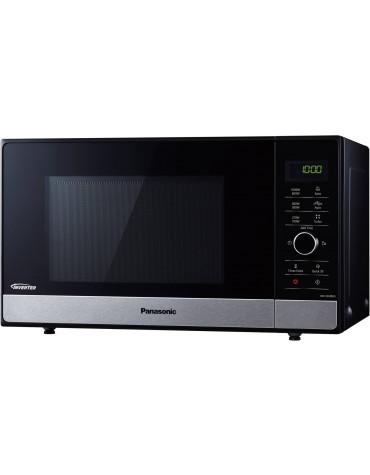 panasonic Micro-ondes inverter 23l 1000w noir/inox panasonic