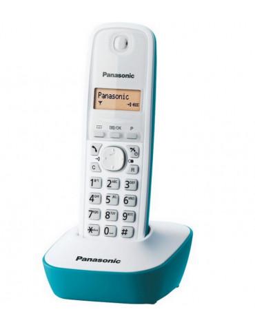 panasonic Téléphone sans fil dect blanc panasonic