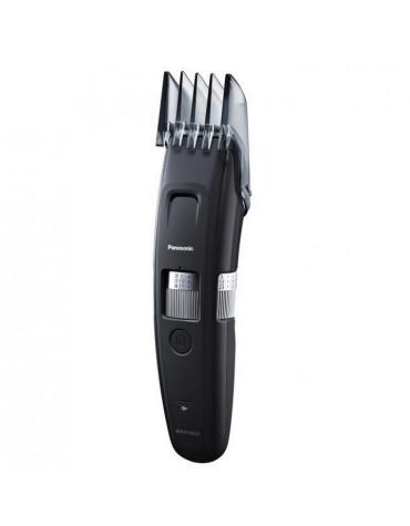 Tondeuse à barbe rechargeable noir/argent