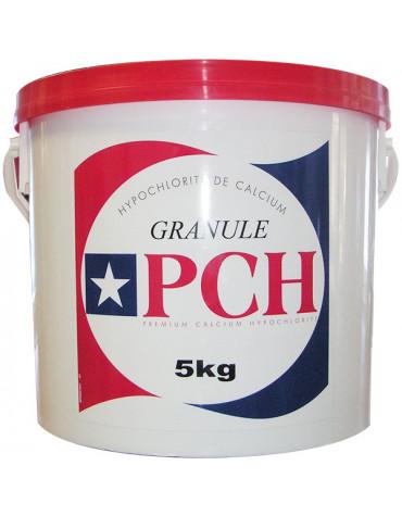 pch Chlore choc granulé 5kg pch