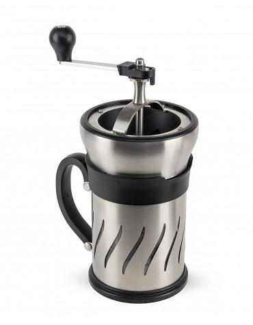 Moulin à café et cafetière à piston 4 tasses
