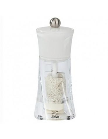 peugeot Moulin à sel humide 14cm blanc peugeot