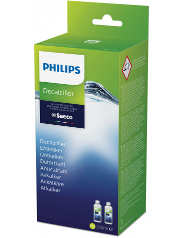 philips Lot de 2 détartrants pour expresso philips