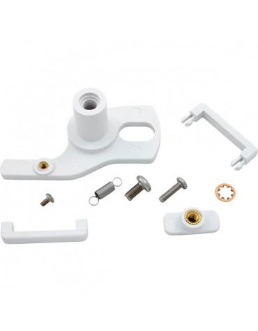Axe mobile de roue dentelée pour polaris 180/280