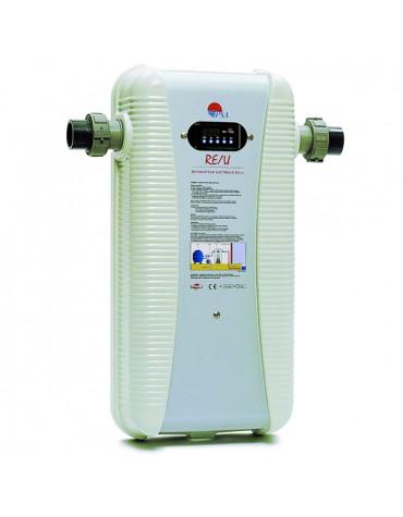 Réchauffeur electrique en u 24kw triphasé