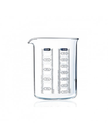 pyrex Doseur 250ml verre pyrex
