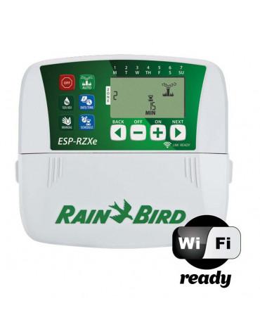 rain bird Programmateur 6 stations compatible wifi, montage intérieur rain bird