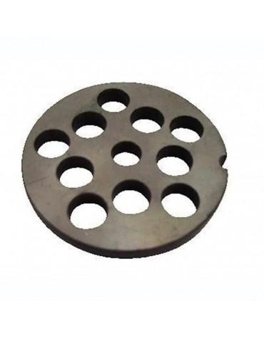 reber Grille inox 10mm pour hachoir reber n°5 reber