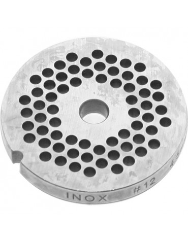 reber Grille inox 4,5mm pour hachoir reber n°12 reber