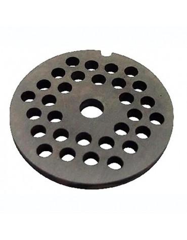reber Grille inox 4,5mm pour hachoir reber n°5 reber