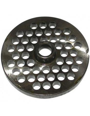 reber Grille inox 8mm pour hachoir reber n°22 reber