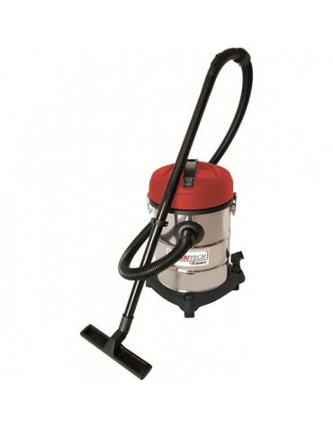 ribitech Aspirateur cuve eau et poussière 25l 1200w ribitech