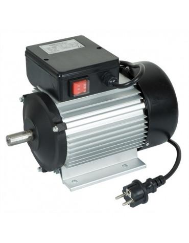 ribitech Moteur électrique 2cv mono 2800 tr/min avec interrupteur ribitech