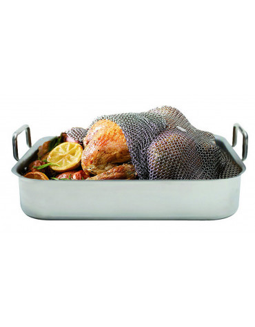 roasteasy Cotte de mailles inox roasteasy