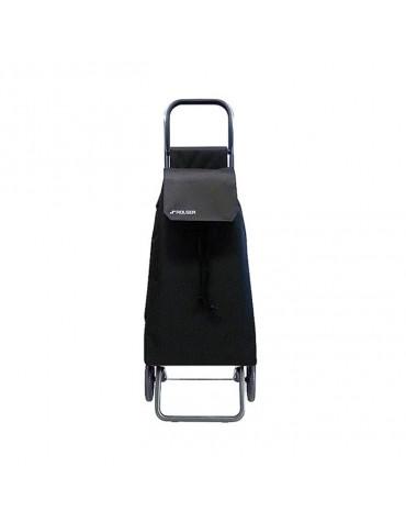 rolser Poussette de marché 2 roues 43l noir rolser