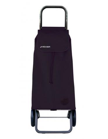 Poussette de marché 2 roues 43l noir