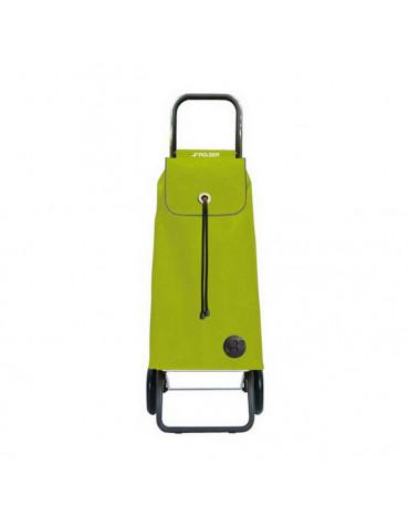 rolser Poussette de marché 2 roues 43l vert pomme rolser