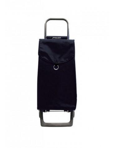Poussette de marché 2 roues 39l noir