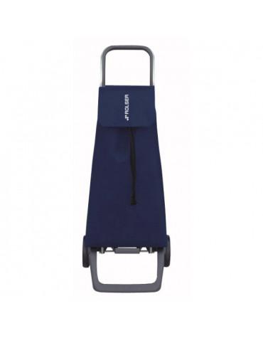 rolser Poussette de marché 2 roues 48l bleu rolser