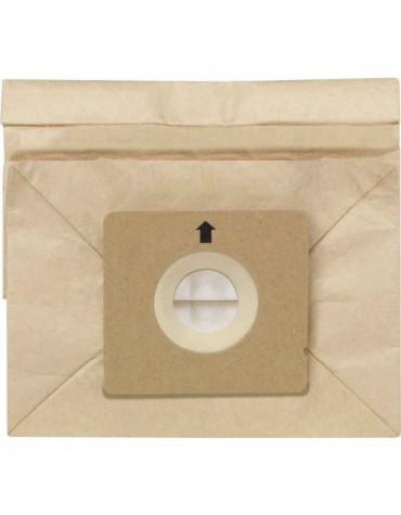 Lot de 6 sacs papier + 1 microfiltre pour compacteo