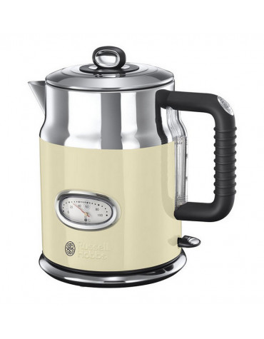 russell hobbs Bouilloire sans fil 1.7l 2400w crème russell hobbs