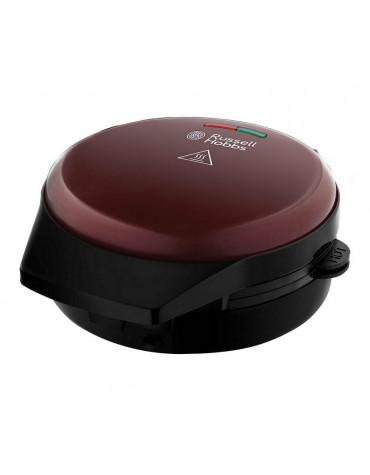 Gaufrier 3en1 900w noir/rouge