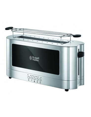 Grille-pains 1 fente 1420w inox