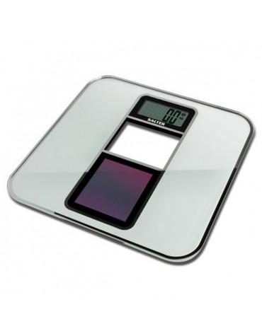 salter Pèse-personne électronique 180kg/100g energie solaire salter