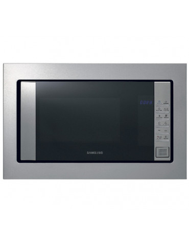 samsung Micro-ondes + gril encastrable 20l 850w inox samsung