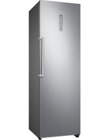 Réfrigérateur 1 porte 60cm 385l a++ ventilé inox