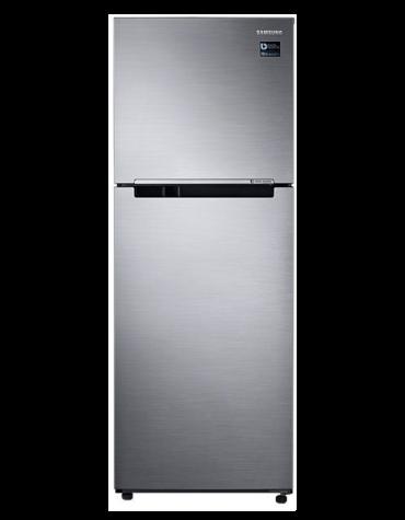 samsung Réfrigérateur 2 portes 60cm 300l a+ inox samsung