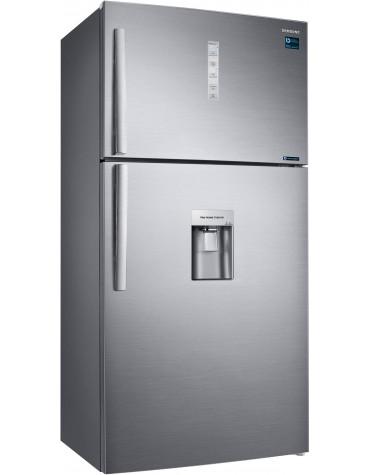 samsung Réfrigérateur 2 portes 85cm 583l a+ ventilé platinum samsung