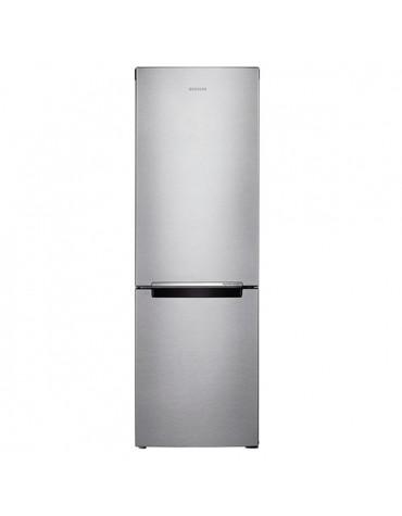 samsung Réfrigérateur combiné 311l a+ nofrost silver samsung